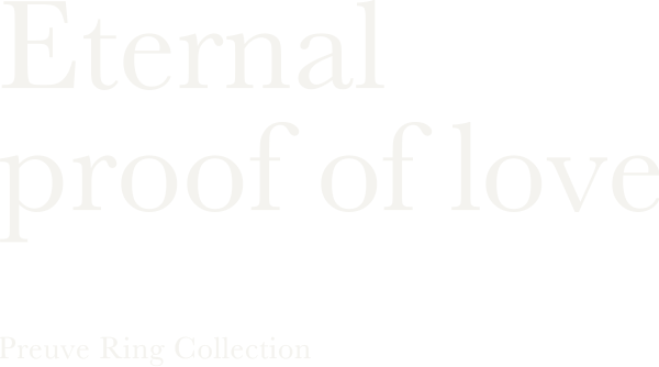 Eternal proof of love